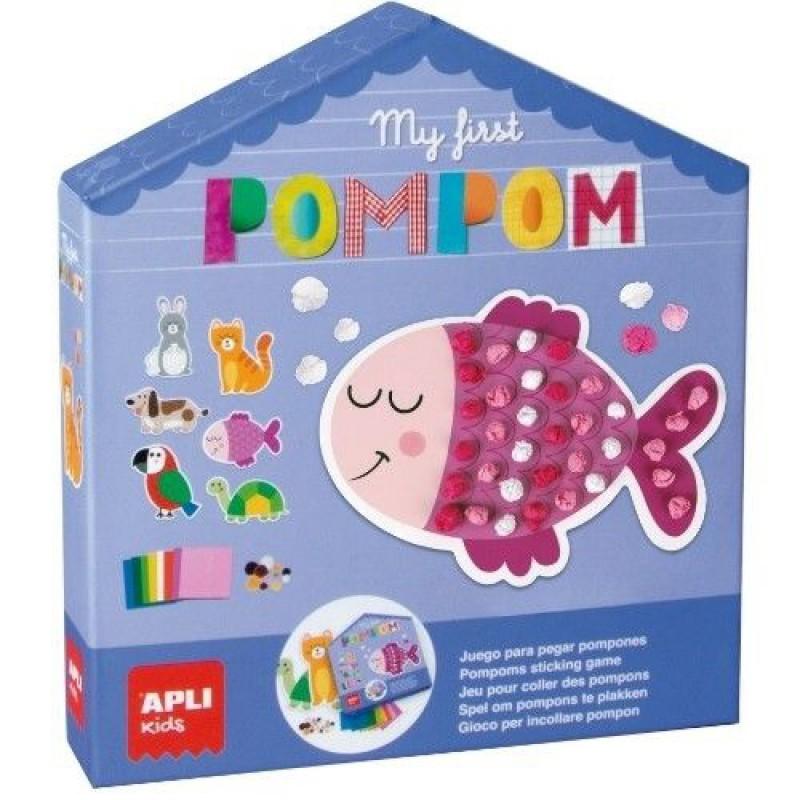 Mijn eerste Pompon, Apli
