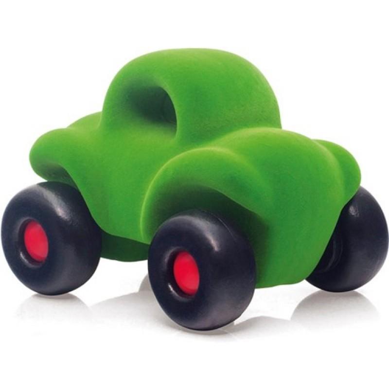 Kleine auto groen, Rubbabu