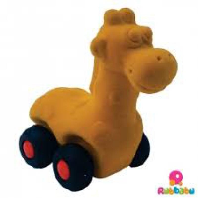 Giraf op wielen, Rubbabu