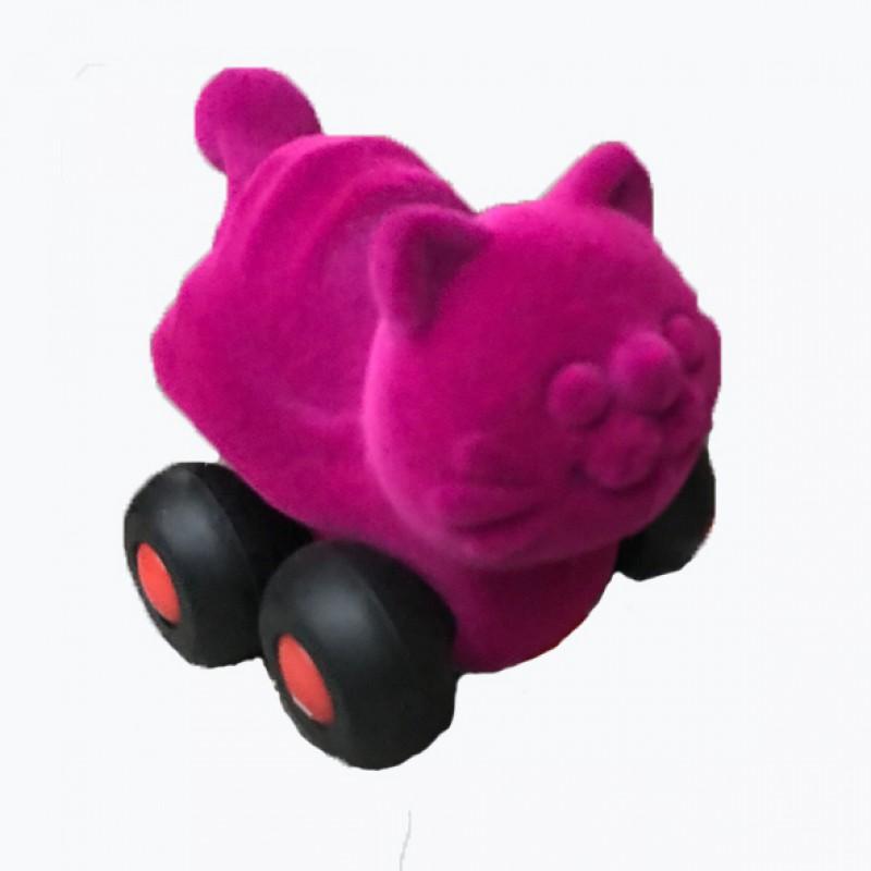 Kat op wielen, Rubbabu
