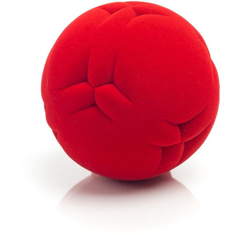 Soft touch bal rood, Rubbabu