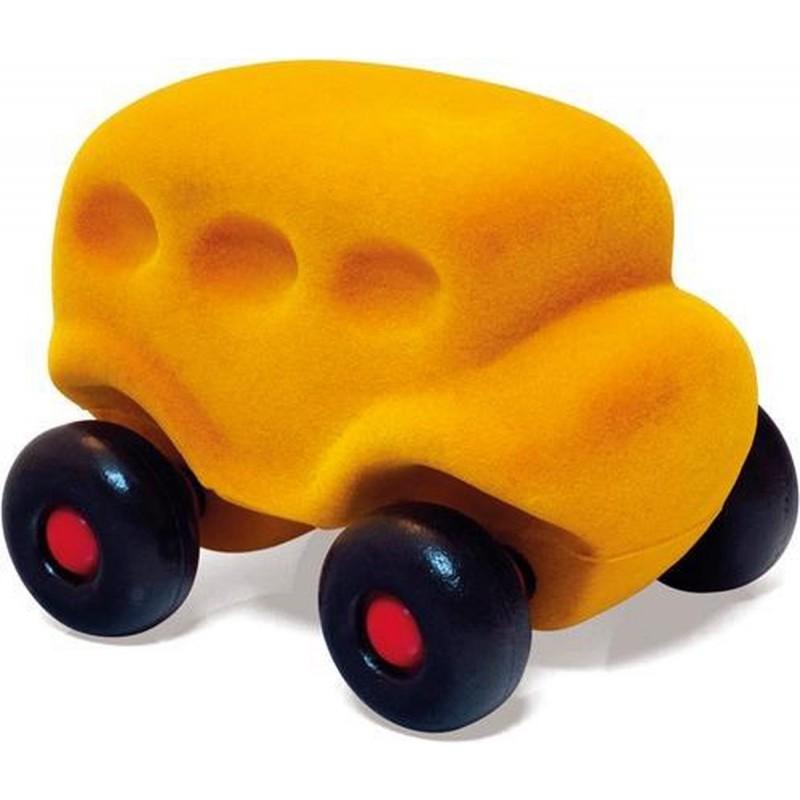 Kleine schoolbus geel, Rubbabu