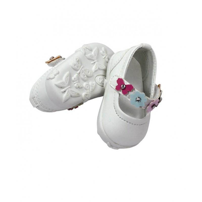 Schoentjes met bloemen pop M en XL, Goetz