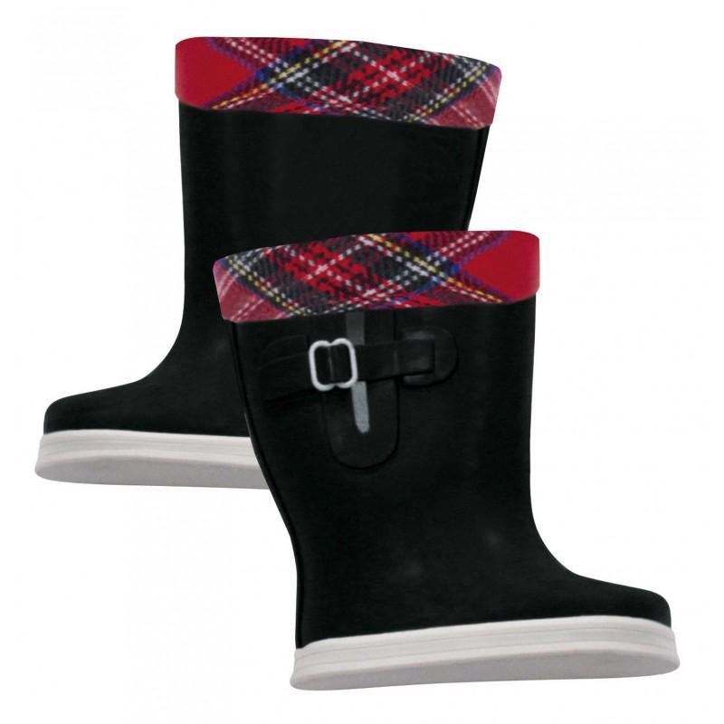 Zwarte laarzen pop M en XL, Goetz