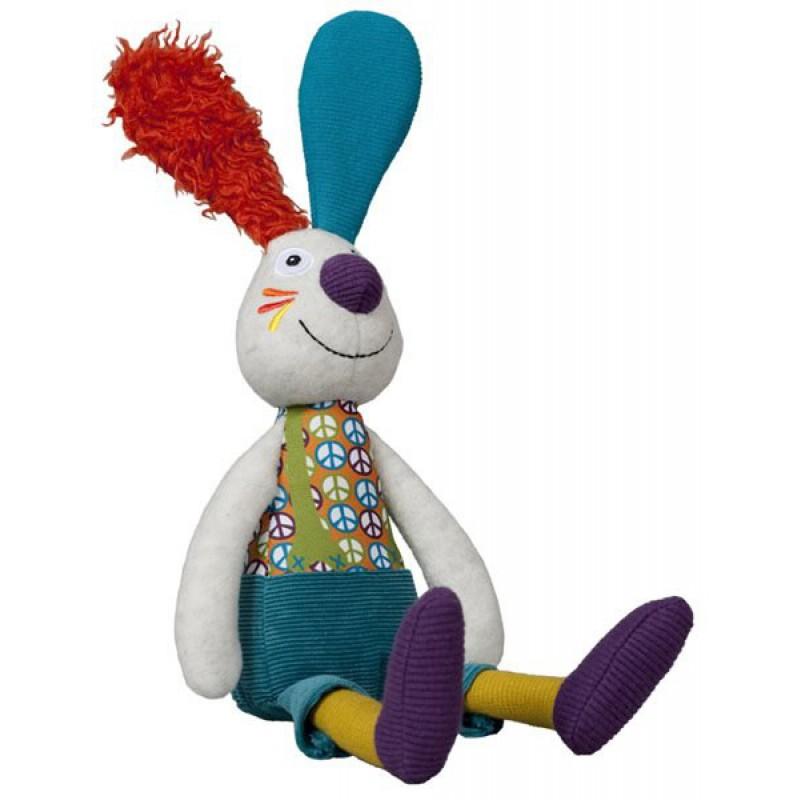 Knuffel konijn Jef, Ebulobo