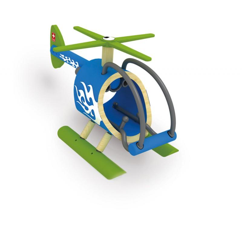 Bamboe speelgoedhelikopter, Hape