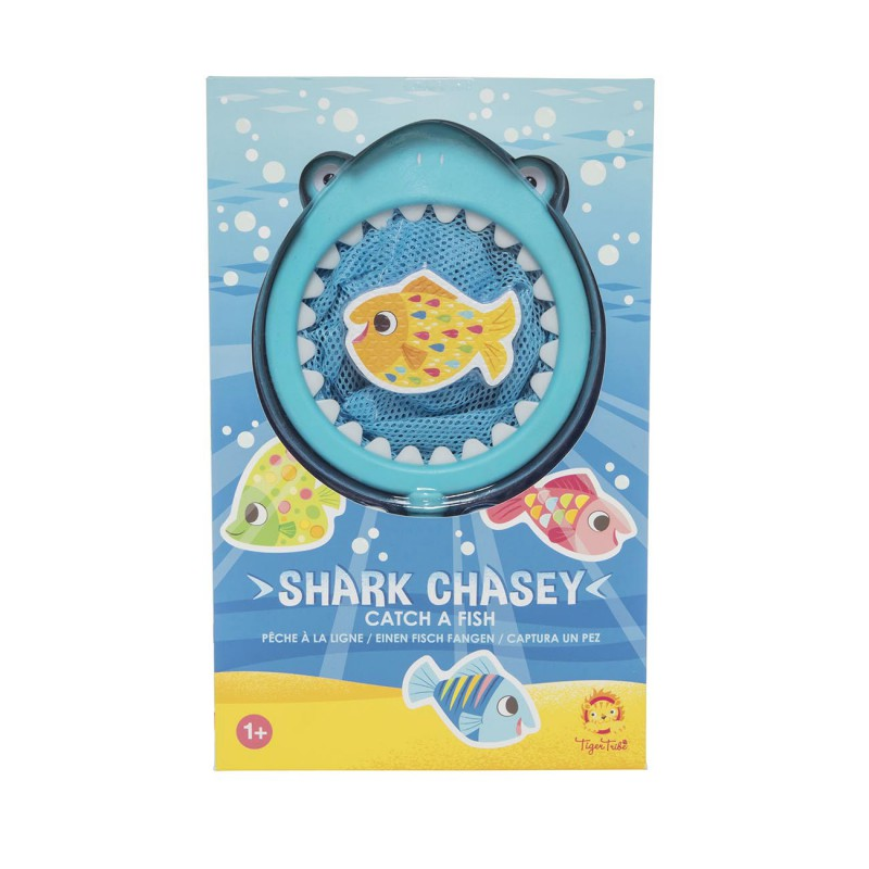 Shark Chasey badspeelgoed, Tiger Tribe
