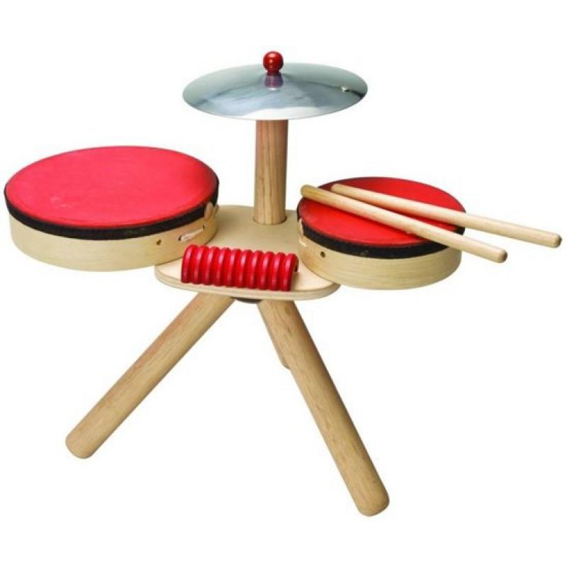 Musical Band drumstel, Plan Toys
