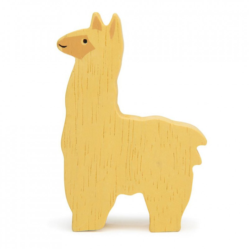 Houten alpaca, Tender Leaf Toys