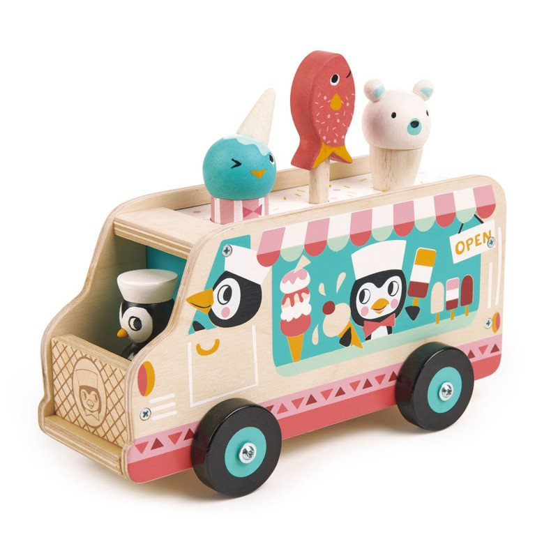 IJscokar pinguin, Tender Leaf Toys