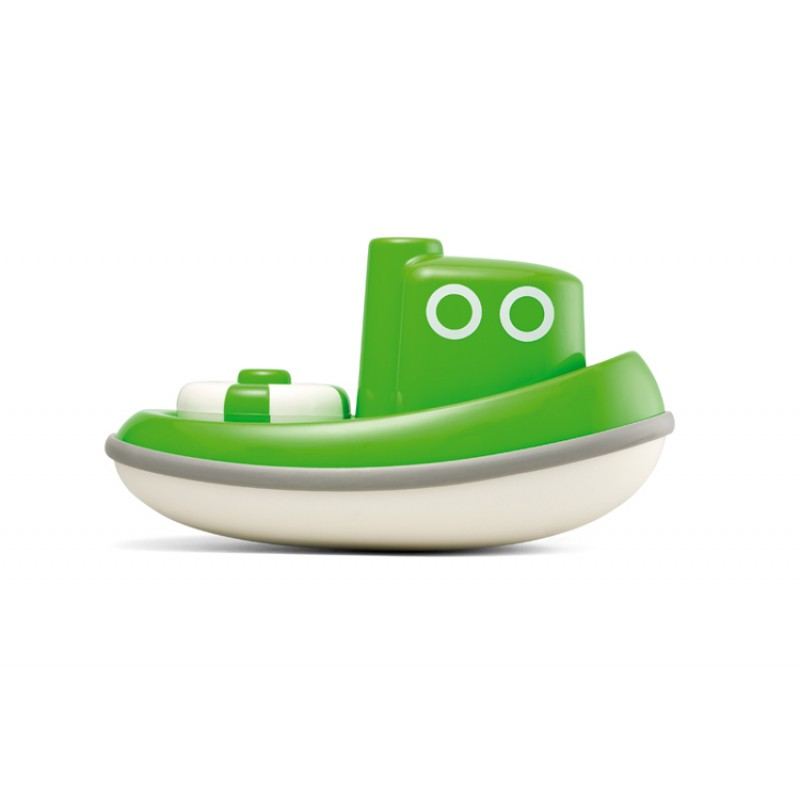 Sleepboot groen, Kid O