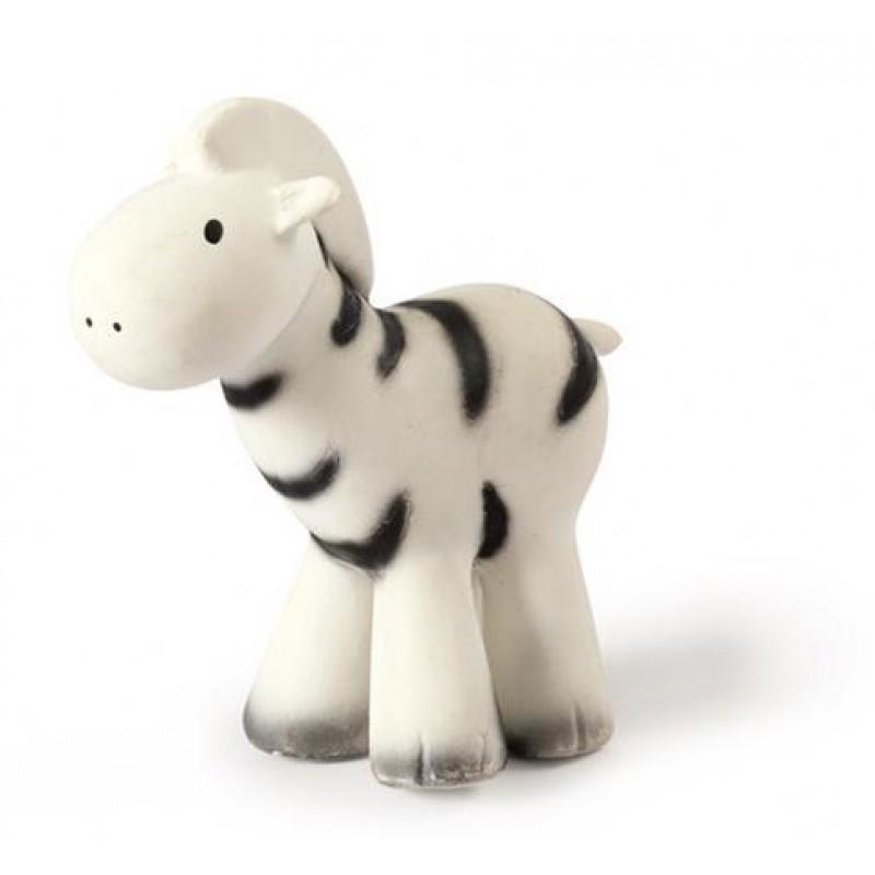Bijt- en badspeeltje zebra, Tikiri