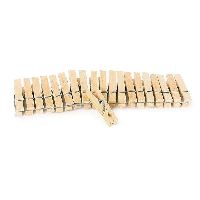 Wasknijpers 20 stuks, Egmont Toys