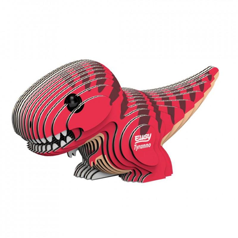 Tyrannosaurus 3D bouwpakket, Eugy