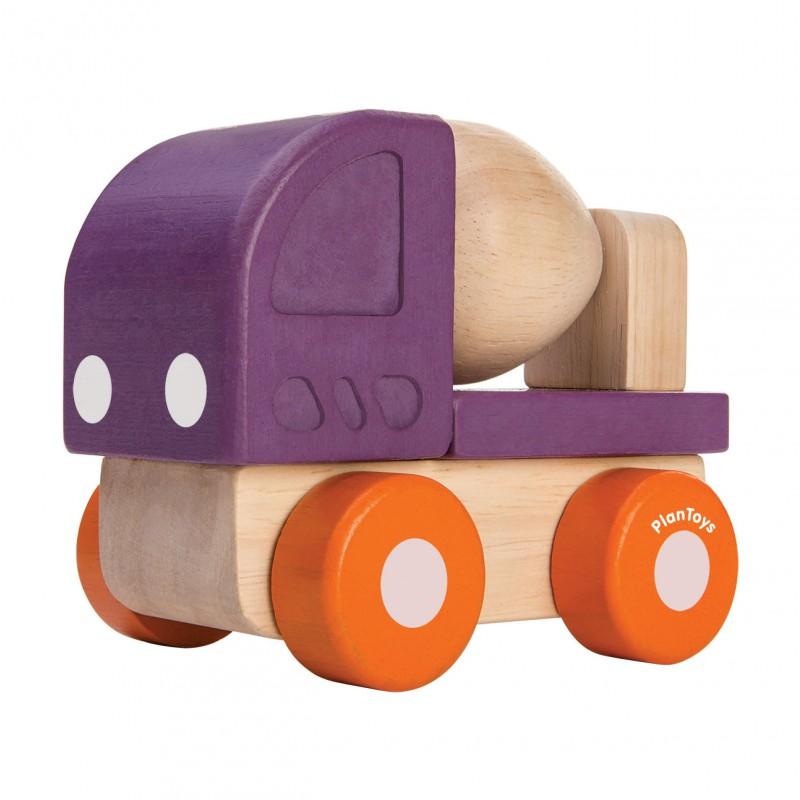 Mini cementwagen, Plan Toys