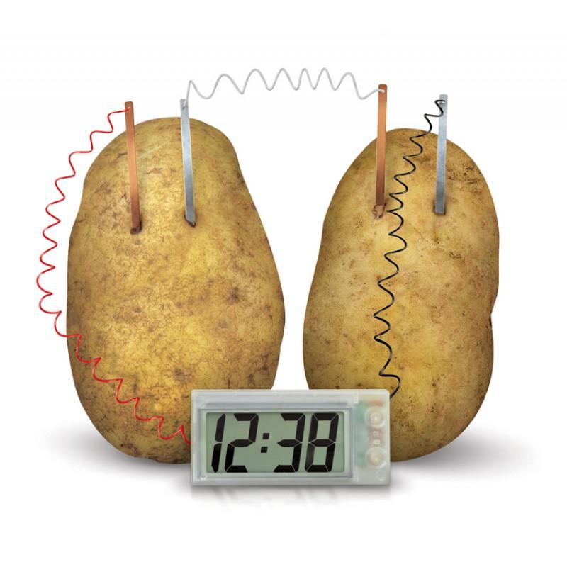 Aardappelklok, 4M Kidzlabs