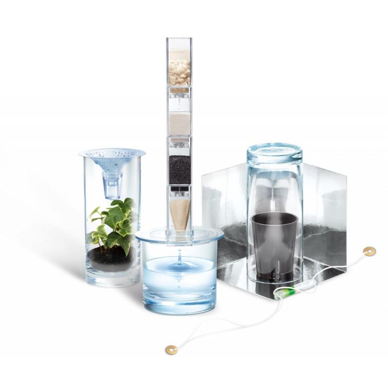 Clean Water Science, 4M KidzLabs