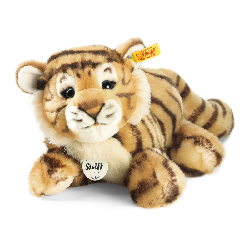 Baby tijger Radjah, Steiff