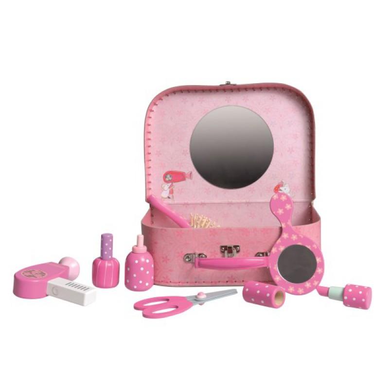 Beautyset in koffertje, Egmont Toys