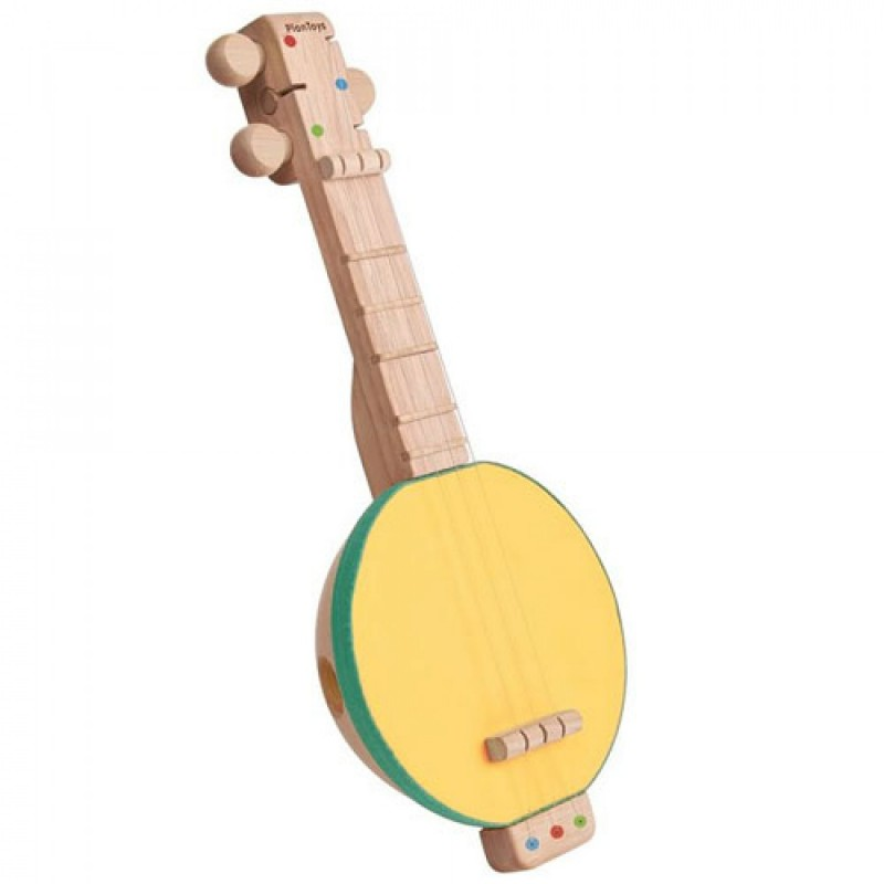Banjo, Plan Toys