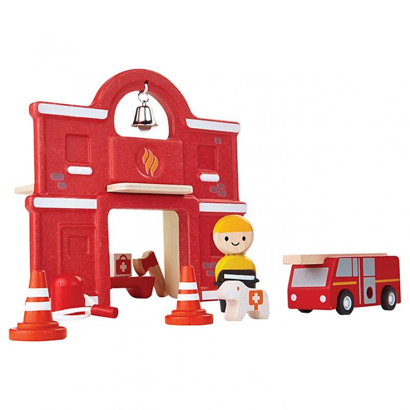 De Brandweer, Plan Toys