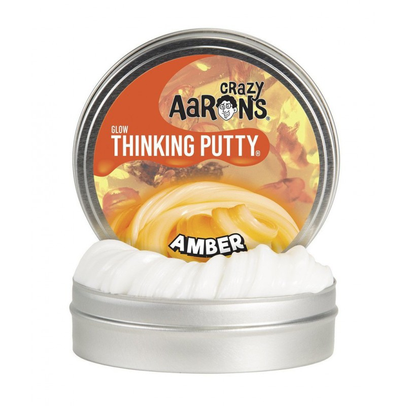Amber, Crazy Aarons thinking Putty