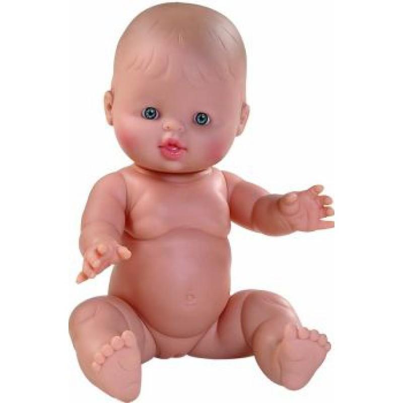 Babypop blank meisje 34 cm, Paola Reina