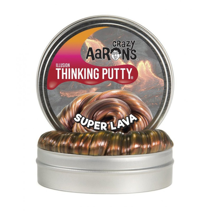 Super Lava, Crazy Aarons Illusions thinking Putty