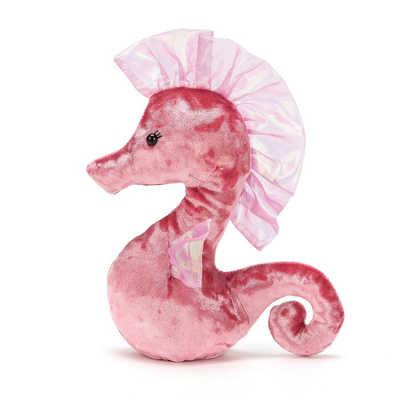 Coral Cutie roze, Jellycat