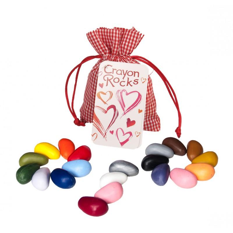 Crayon Rocks Heart Bag, 20 kleuren