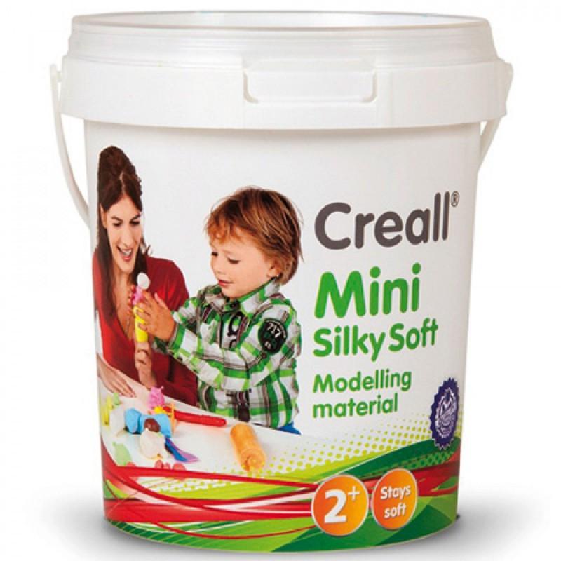 Mini Silky Soft klei felle kleuren 350 gram, Creall