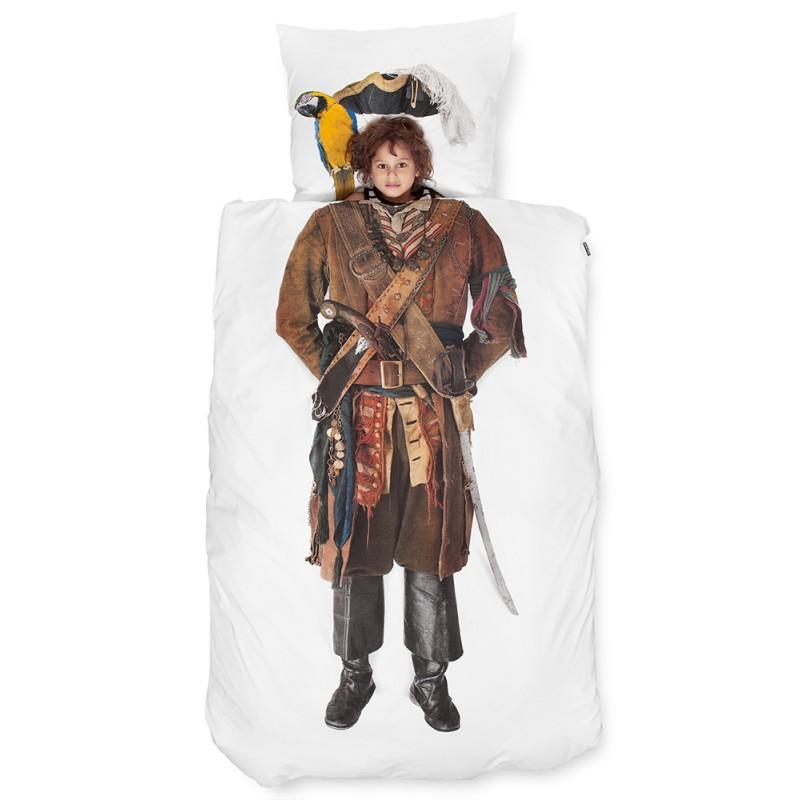Dekbedovertrek Piraat, Snurk