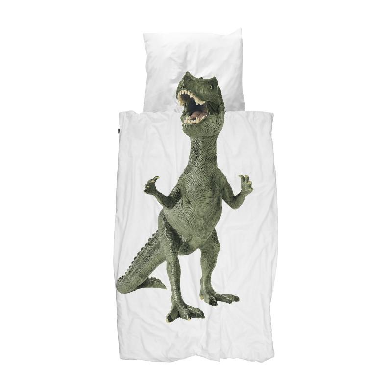 Junior dekbedovertrek Dinosaurus Rex, Snurk