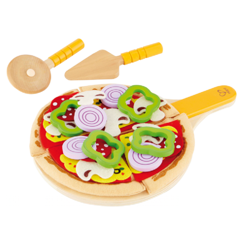 Homemade Pizza set, Hape