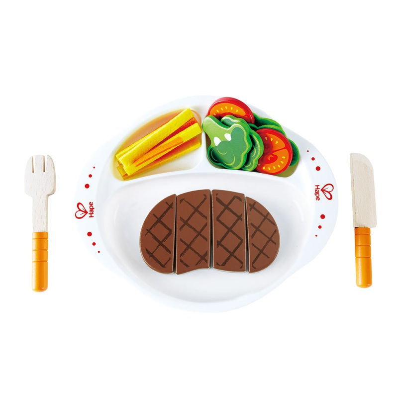 Eetset Hearty Home-Cooked meal, Hape