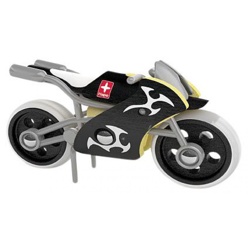 Bamboe Superbike, Hape