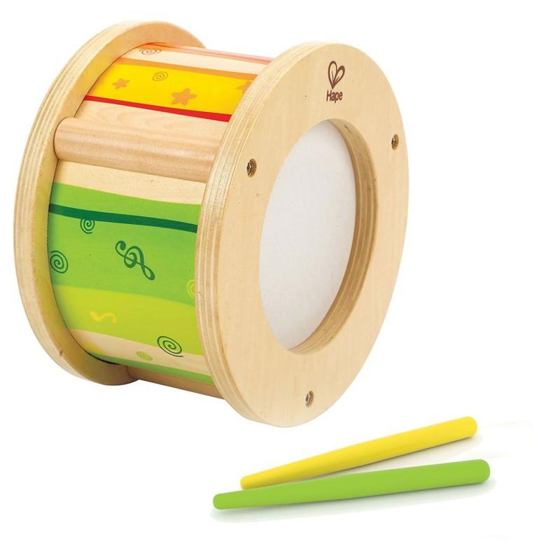 Houten trommel, Hape