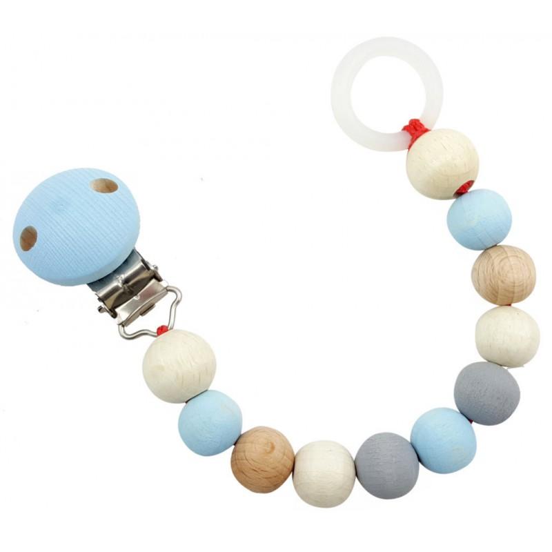 Speenketting pastelblauw, Hess