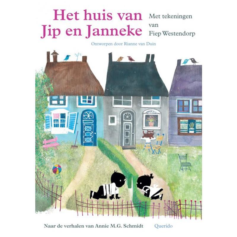 Het huis van Jip en Janneke, pop-up boek