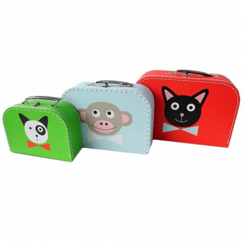 Koffertje Kat L, Pelli Anni
