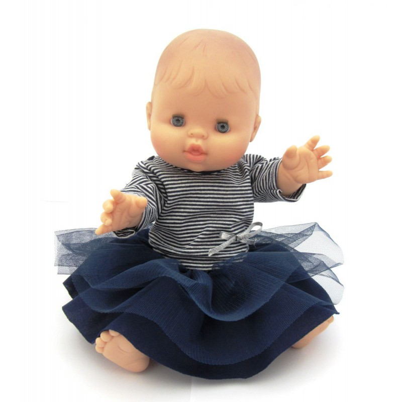 Babypop Bretons meisje, Paola Reina