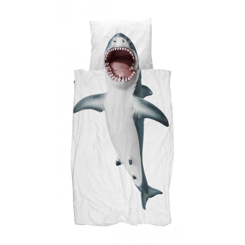 Dekbedovertrek Shark, Snurk