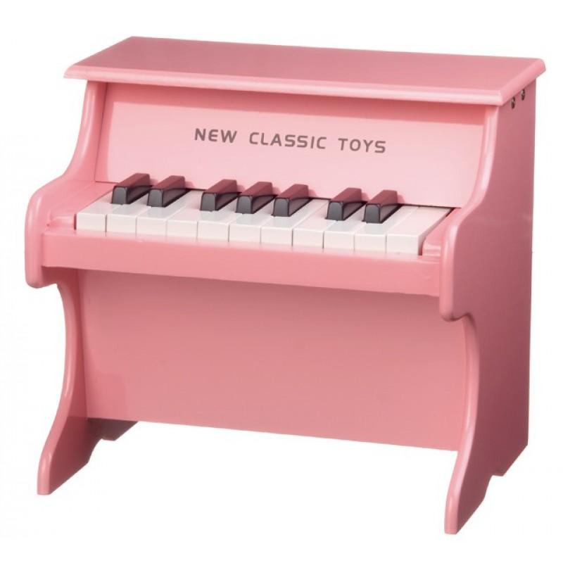Speelgoed piano roze, New Classic Toys