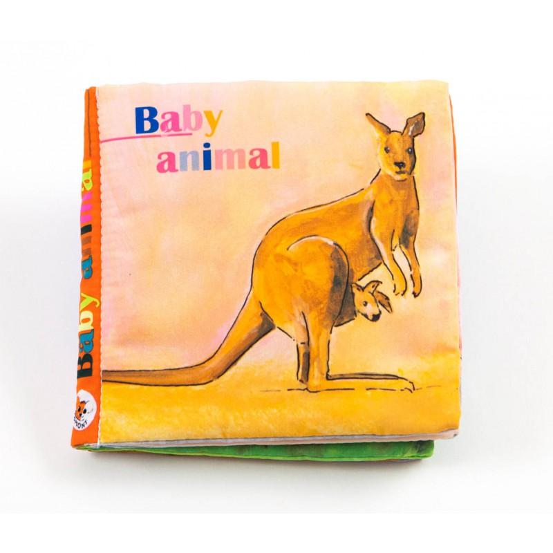 Stofboekje babydieren, Egmont Toys