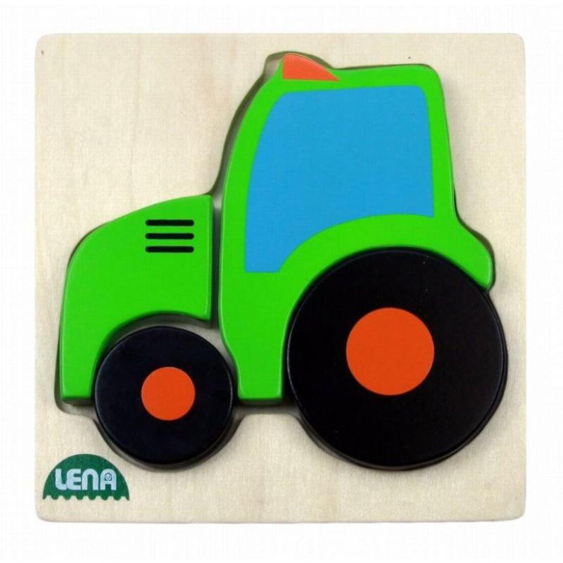 Mijn Eerste Puzzel Tractor, Lena