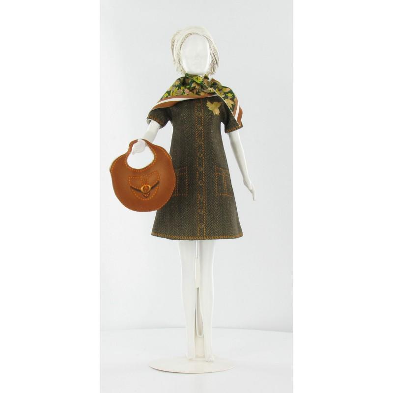 Twiggy Tweed, kledingset Dress Your Doll