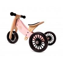Tiny Tot PLUS loopfiets roze, Kinderfeets