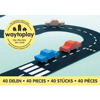 King of the Road set 40-delig, Waytoplay