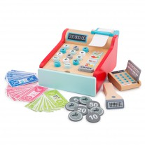 Houten kassa, New Classic Toys