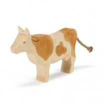 Roodbonte koe staand, Ostheimer